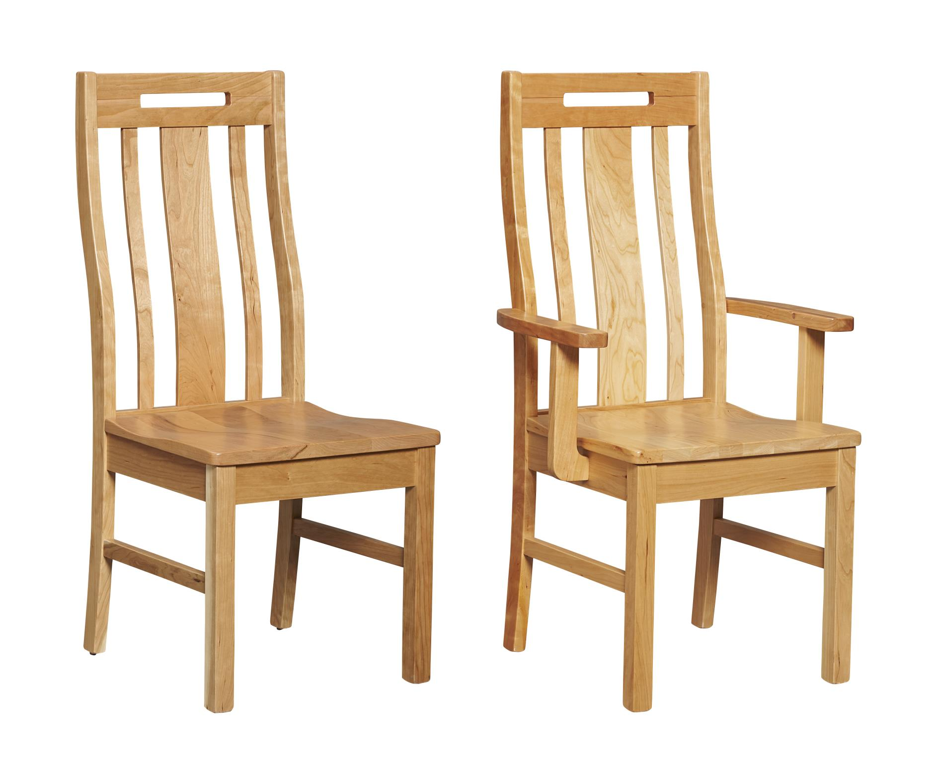 40 9057 Transitions Handle Back Chair