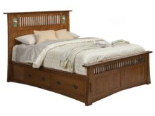 Sugar House Furniture Salt Lake City UT Platform Bed