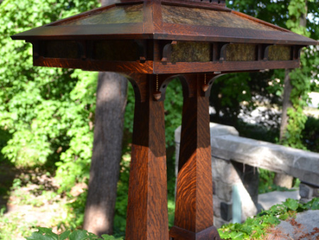 Prairie-Craftsman-Double-Table-Lamp