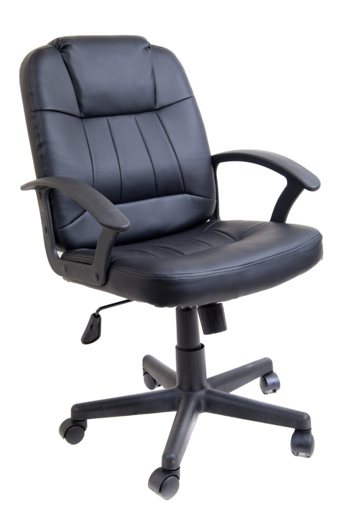 Leather Office Chair, Office Chair